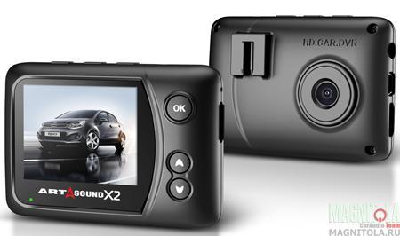 Автомобильный видеорегистратор Art Sound X2