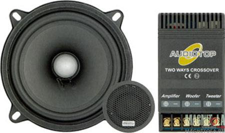 Компонентная акустическая система Audiotop ATM 13/2P