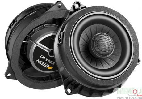 Коаксиальная акустическая система для автомобилей BMW Eton B100 XW2