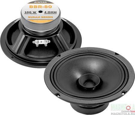 Коаксиальная акустическая система Avatar BBR-80