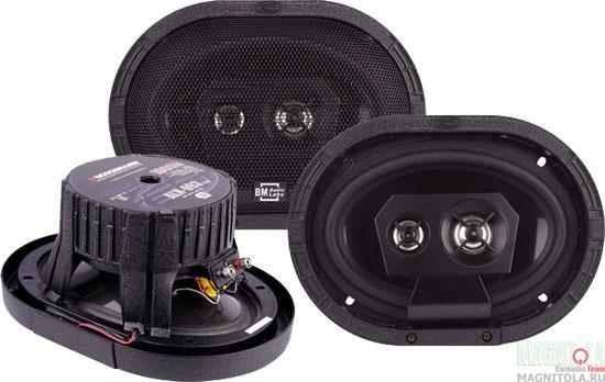 Коаксиальная акустическая система Boschmann ALX-993GIGA