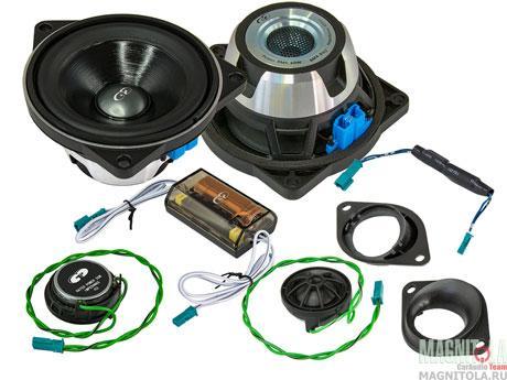 Компонентная акустическая система для автомобилей BMW CDT Audio BM4 Kit2