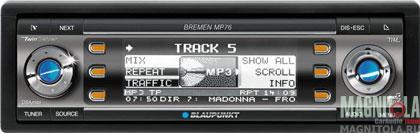 CD/MP3-������� Blaupunkt Bremen MP76