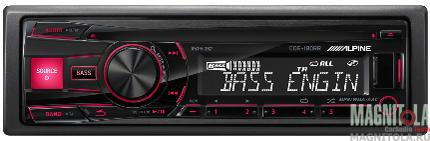 CD/MP3-������� � USB Alpine CDE-180RR