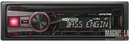 CD/MP3-ресивер с USB Alpine CDE-190R