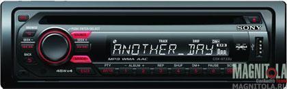 Автомагнитола Sony CDX-GT427UE.