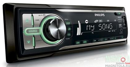 CD/MP3-ресивер с USB Philips CEM-210
