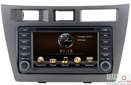 Мультимедийная система для штатной установки, с навигацией для Toyota Mark II, Verossa INTRO CHR-2294 M2