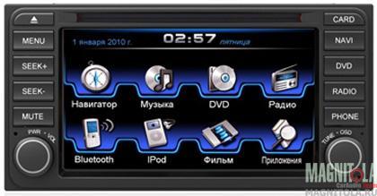 Мультимедийная система для штатной установки, с навигацией для Toyota INCAR CHR-2295 U