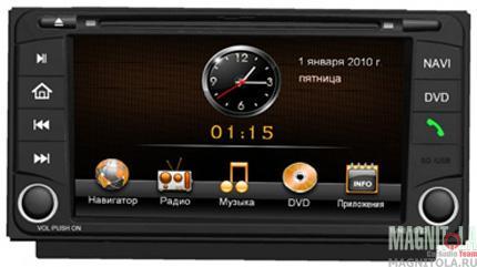 Мультимедийная система для штатной установки, с навигацией для Subaru Forester, Impreza INCAR CHR-2695 SF