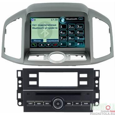 Мультимедийная система для штатной установки, с навигацией для Chevrolet Captiva 2012+ INCAR CHR-3131 CH