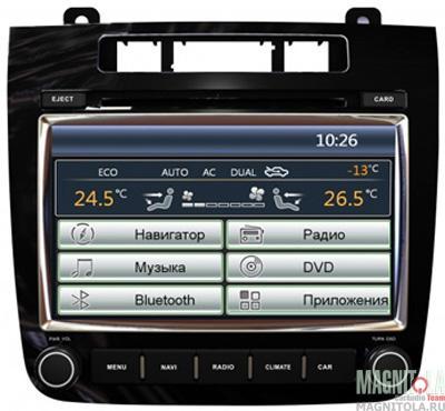 Мультимедийная система для штатной установки, с навигацией для VW Touareg 2011+ INCAR CHR-8692 TG