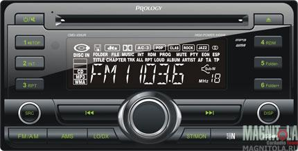 2DIN CD/MP3-ресивер Prology CMD-250UR