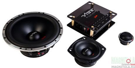Компонентная акустическая система Vibe CVEN63C-V4