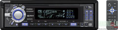 CD/MP3-ресивер Clarion DXZ668RMP