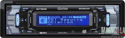 CD/MP3-������� � USB Clarion DXZ778RUSB