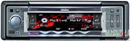 CD/MP3-ресивер Clarion DXZ958RMC