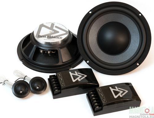 Компонентная акустическая система Best Balance D8C