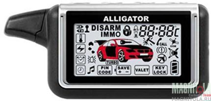 Автомобильная сигнализация Alligator D-975G