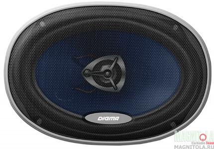 Коаксиальная акустическая система Digma DCA-B693