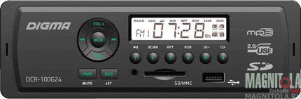 Бездисковый ресивер Digma DCR-100G24