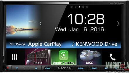2DIN мультимедийный центр Kenwood DDX-9716BTS