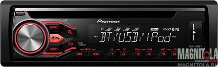 CD/MP3-ресивер с USB и поддержкой Bluetooth Pioneer DEH-4800BT