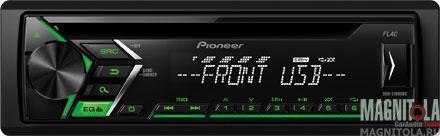 CD/MP3-ресивер с USB Pioneer DEH-S100UBG