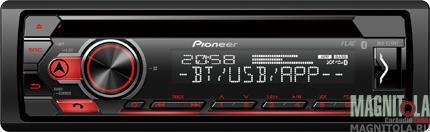 CD/MP3-ресивер с USB и поддержкой Bluetooth Pioneer DEH-S310BT