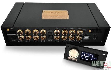 Процессор Zapco DSP-Z8 IV II