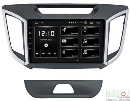 Мультимедийная система для штатной установки для Hyundai Creta 16+ INCAR DTA-2411