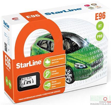 Автомобильная сигнализация StarLine E96 BT PRO