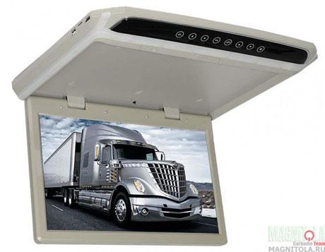 Потолочный монитор со встроенным медиаплеером Ergo Electronics ER174FH