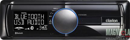 Бездисковый ресивер с поддержкой Bluetooth Clarion FZ502E
