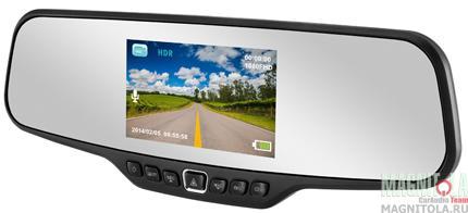 Зеркало заднего вида со встроенным видеорегистратором Neoline G-Tech X13