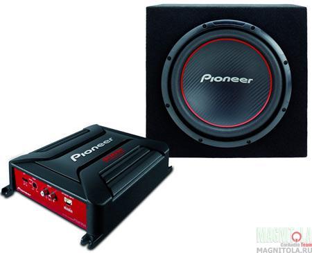 Сабвуферный комплект Pioneer GXT-3604B-SET-RU