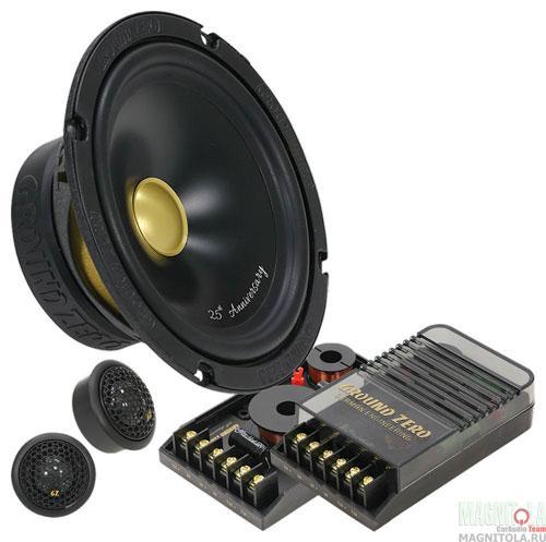 Компонентная акустическая система Ground Zero GZRC 165 Anniversary-25