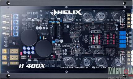 Усилитель Helix H 400x Precision
