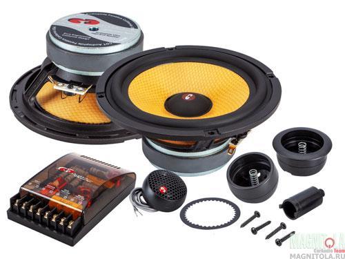 Компонентная акустическая система CDT Audio HD-625HC SD