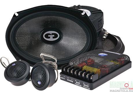 Компонентная акустическая система CDT Audio HD-690COM