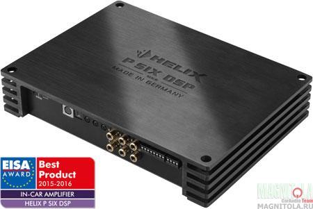 Усилитель со встроенным процессором Helix P SIX DSP MK2