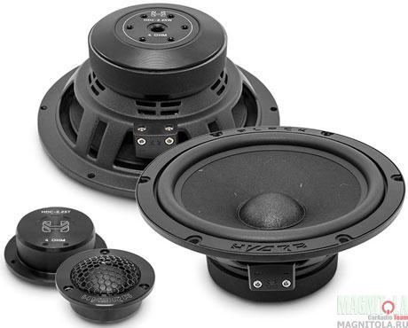 Компонентная акустическая система Black Hydra HDC-2.25
