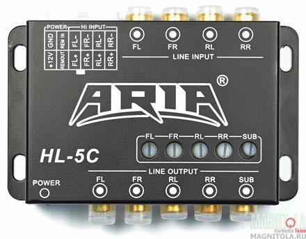 Конвертер уровня ARIA HL-5C