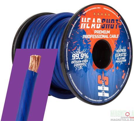 Силовой кабель Kicx HEADSHOT POFC 015B