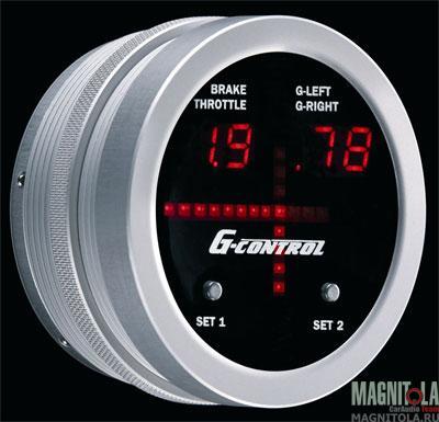 Измеритель ускорений Helix G-control black