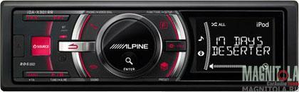 Цифровой медиаресивер Alpine IDA-X301RR