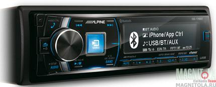 Цифровой медиаресивер с поддержкой Bluetooth Alpine iDE-178BT