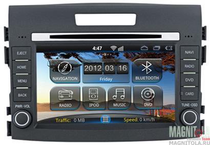 Мультимедийная система для штатной установки, с навигацией для Honda CRV 2012+ INCAR AHR-3689 CR