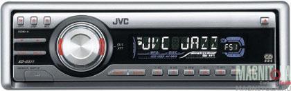 CD/MP3-ресивер JVC KD-G511