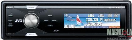 CD/MP3-ресивер JVC KD-SHX851